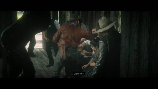 Alegría efímera en Red Dead Redemption 2 - Misión principal
