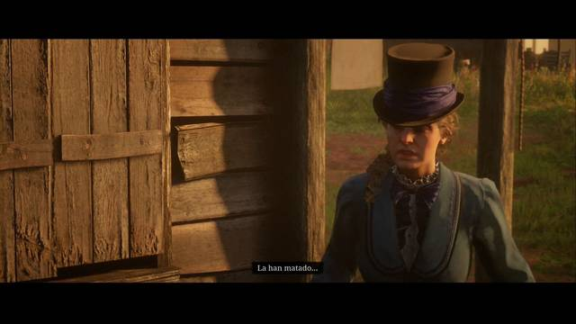 El camino del amor verdadero - Partes IV y V en Red Dead Redemption 2 - Misión principal
