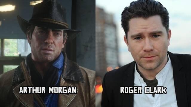 Un vídeo pone cara a los actores y actrices de Red Dead Redemption 2