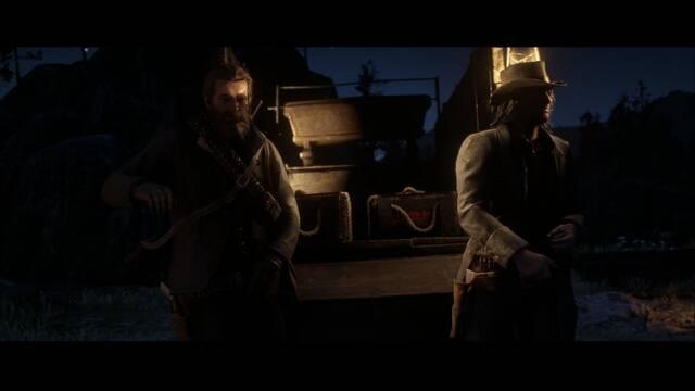 El puente hacia ninguna parte en Red Dead Redemption 2 - Misión principal