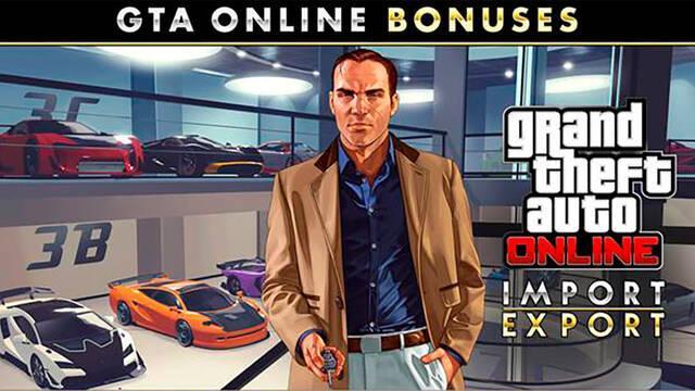 GTA Online: Bonificaciones, con vehículos especiales y más
