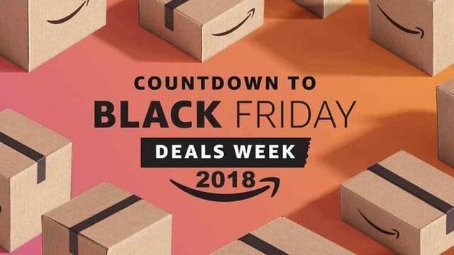 Amazon detalla su semana del Black Friday