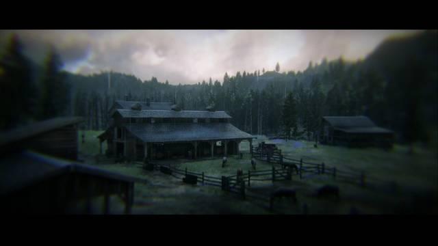 ¿Jim Milton cabalga de nuevo? en Red Dead Redemption 2 - Misión principal