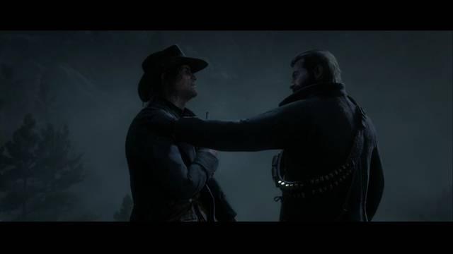 Red Dead Redemption en Red Dead Redemption 2 - Misión principal