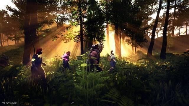El RPG español The Waylanders logra su meta de 150.000$ en Kickstarter