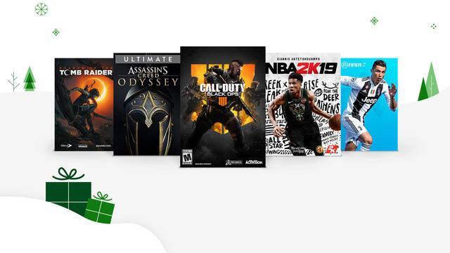 Ya han comenzado las ofertas de Black Friday de Xbox para usuarios Gold