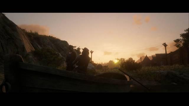 Imaginando un nuevo futuro en Red Dead Redemption 2 - Misión principal