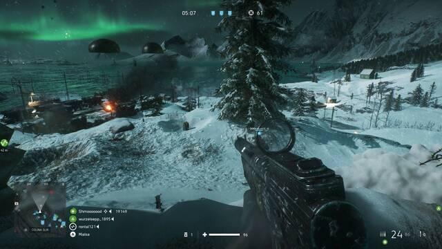 Todos los modos de juego online de Battlefield 5 y cómo se juega