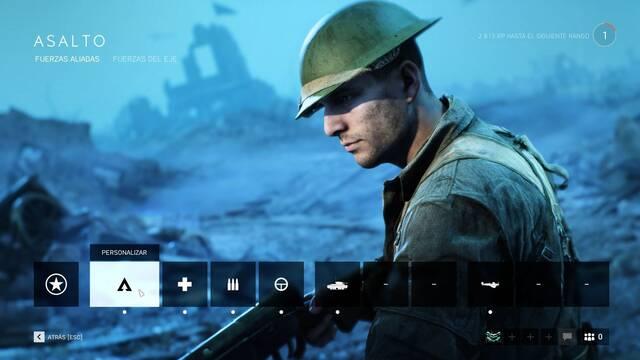 Todas las Clases de Battlefield 5 y cuáles son sus características