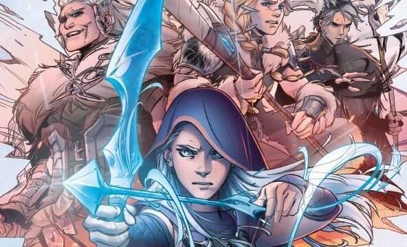 Marvel y Riot Games anuncian los cómics oficiales de League of Legends