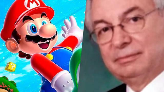 Fallece Mario Segale, de quien tomó su nombre la mascota de Nintendo