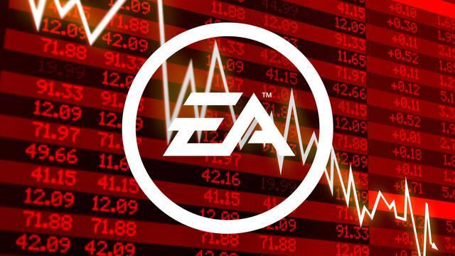 Electronic Arts vale 20.000 millones de dólares menos que en julio