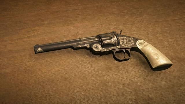 Red Dead Redemption 2: Personalización de armas y modificadores