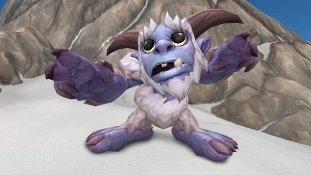 World of Warcraft: Se presenta la nueva mascota Trompicón