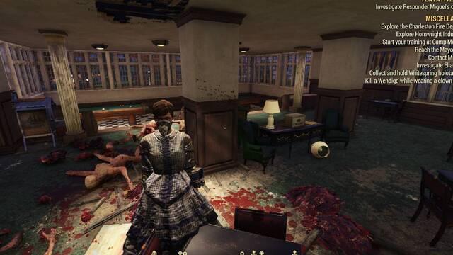 Fallout 76: Un jugador encuentra (por error) el secreto de la inmortalidad