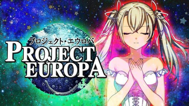 Kadokawa Games anuncia Project Europa para móviles