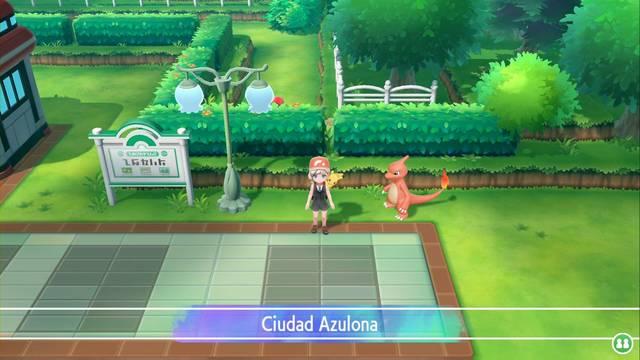 Ciudad Azulona en Pokémon Let's Go - Paso a paso y secretos