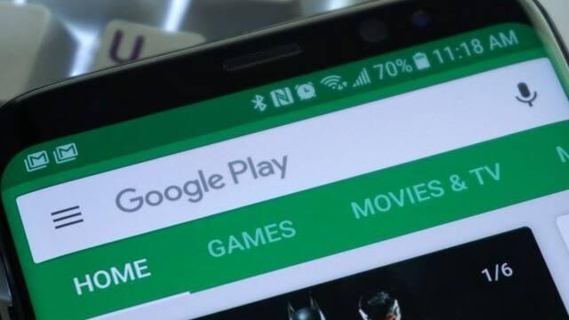 Google Play elimina juegos que instalan malware en tu móvil
