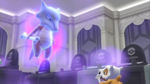 Torre Pokémon en Pokémon Let's Go - Pokémon y consejos