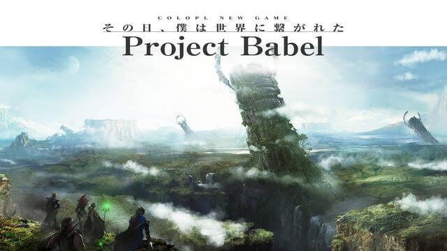 Anunciado Project Babel, un nuevo RPG japonés para móviles