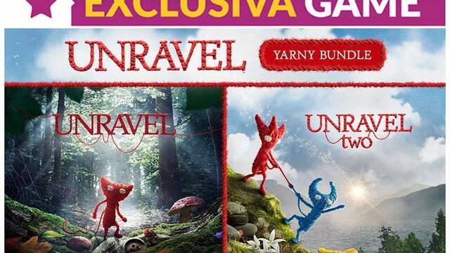 GAME presenta la exclusiva Unravel: La Colección para PlayStation 4