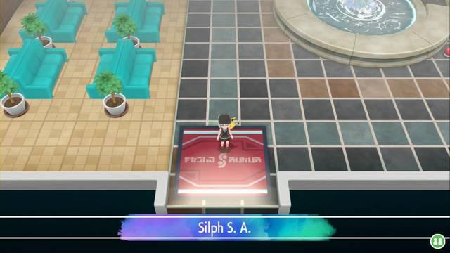 Silph S.A. en Pokémon Let's Go - Pokémon y consejos