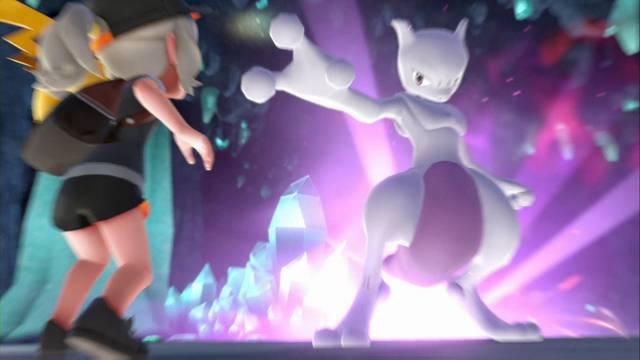 Mewtwo en Pokémon Let's Go: Cómo capturarlo y Localización