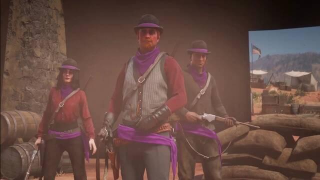 Todos los Modos PvP de Red Dead Online - Tiroteo, Territorio hostil...