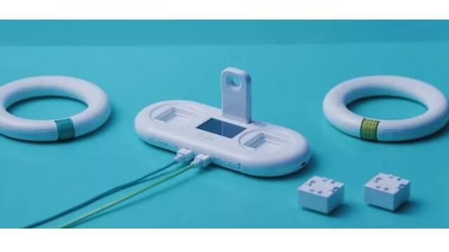 Los cartuchos patentados por Sony pertenecen a un juguete para niños