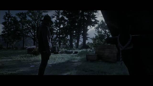 Una amabilidad inusitada en Read Dead Redemption 2 - Misión principal