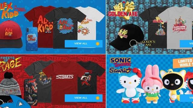 Sega presenta su tienda oficial en línea para Europa
