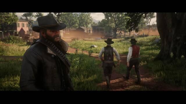 El nuevo sur en Red Dead Redemption 2 - Misión principal