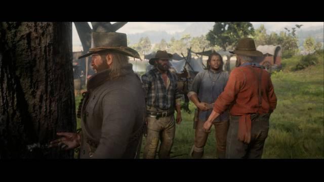 Un error sin mala intención en Red Dead Redemption 2 - Misión principal