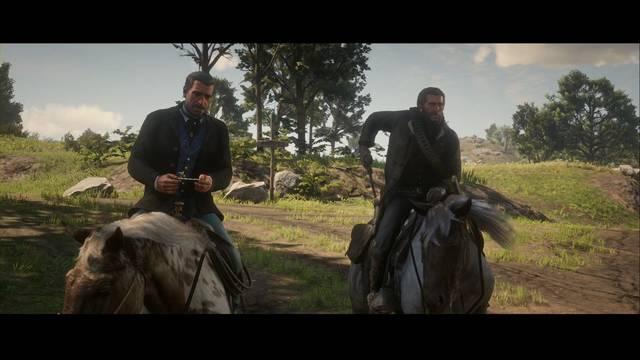 Amigos en los bajos fondos en Red Dead Redemption 2 - Misión principal