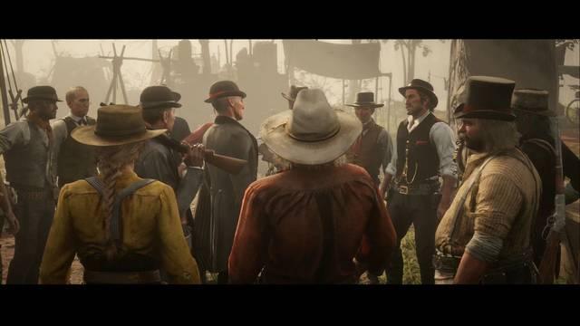 La batalla de Shady Belle en Red Dead Redemption 2 - Misión principal