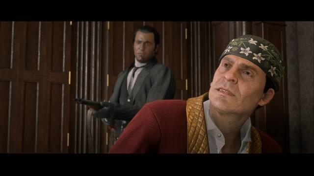 Angelo Bronte, un hombre de honor en Red Dead Redemption 2 - Misión principal