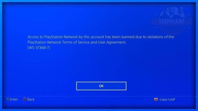 Baneos masivos de cuentas de PS4 a causa de códigos de juegos de PSN