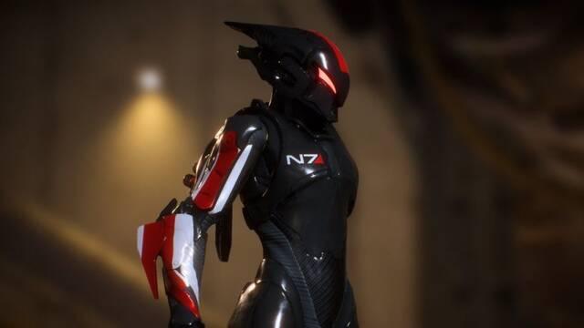 Anthem contará con una armadura inspirada en Mass Effect