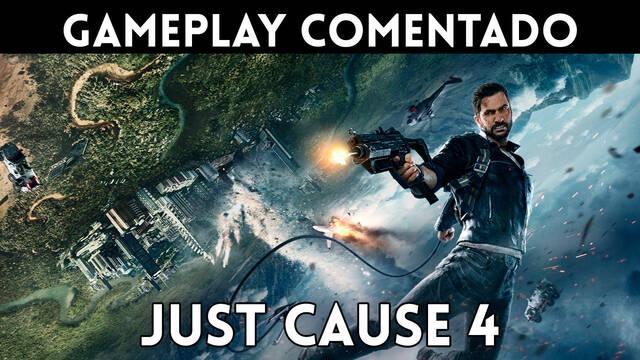 Gameplay comentado de Just Cause 4