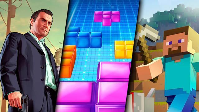 Estos son los juegos más vendidos de la historia; PUBG ya es quinto