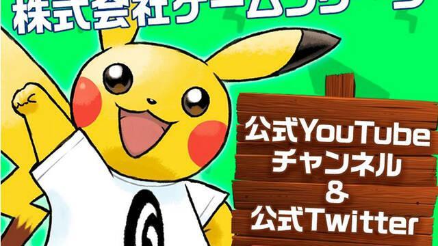 Game Freak, desarrolladora de Pokémon, abre cuentas en Twitter y Youtube