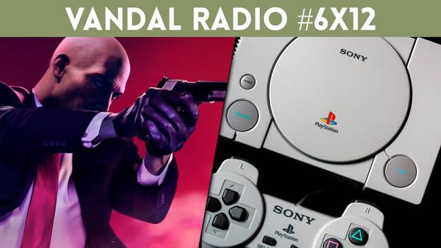Vandal Radio 6x12 - PlayStation Classic (PS1 Mini), Hitman 2 y Tetris Effect