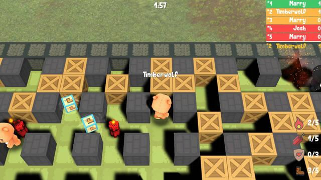 Bomb Royale, un Battle Royale con la jugabilidad de Bomberman