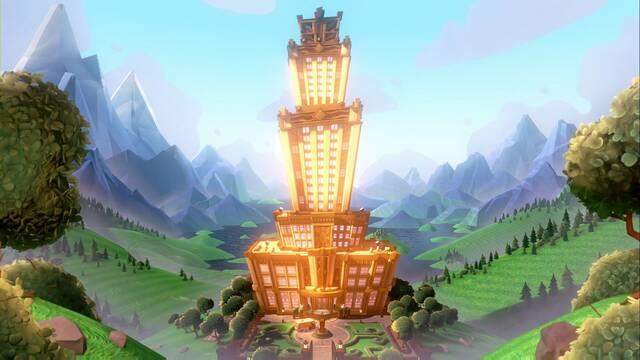 Historia al 100% en Luigi's Mansion 3
