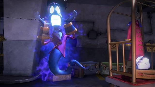 Cómo derrotar a Sirvano en Luigi's Mansion 3