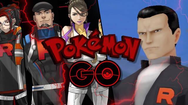 Pokémon Go: Vencer a Giovanni y a los líderes del Team Go Rocket
