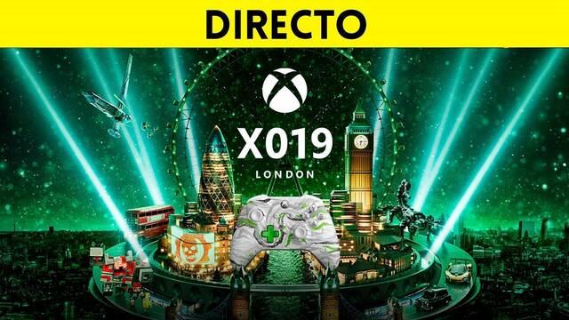 Inside Xbox X019 se emite hoy a las 21:00h - Retransmisión en DIRECTO