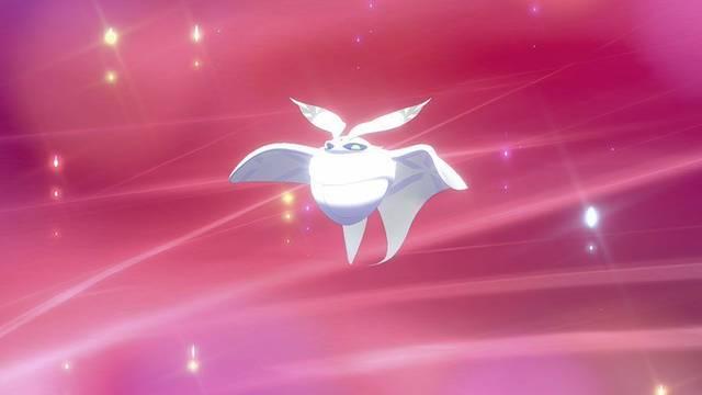 Cómo evolucionar a Snom en Frosmoth en Pokémon Espada y Escudo
