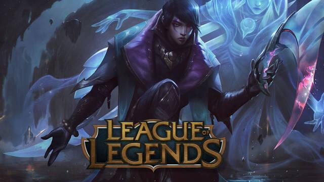 League of Legends Aphelios