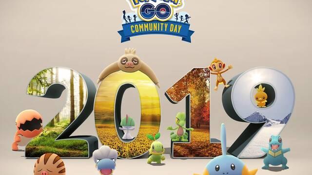 Pokémon Go, día de la comunidad de diciembre